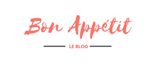 Bon Appetit Le Blog