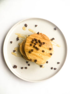 pancake haut