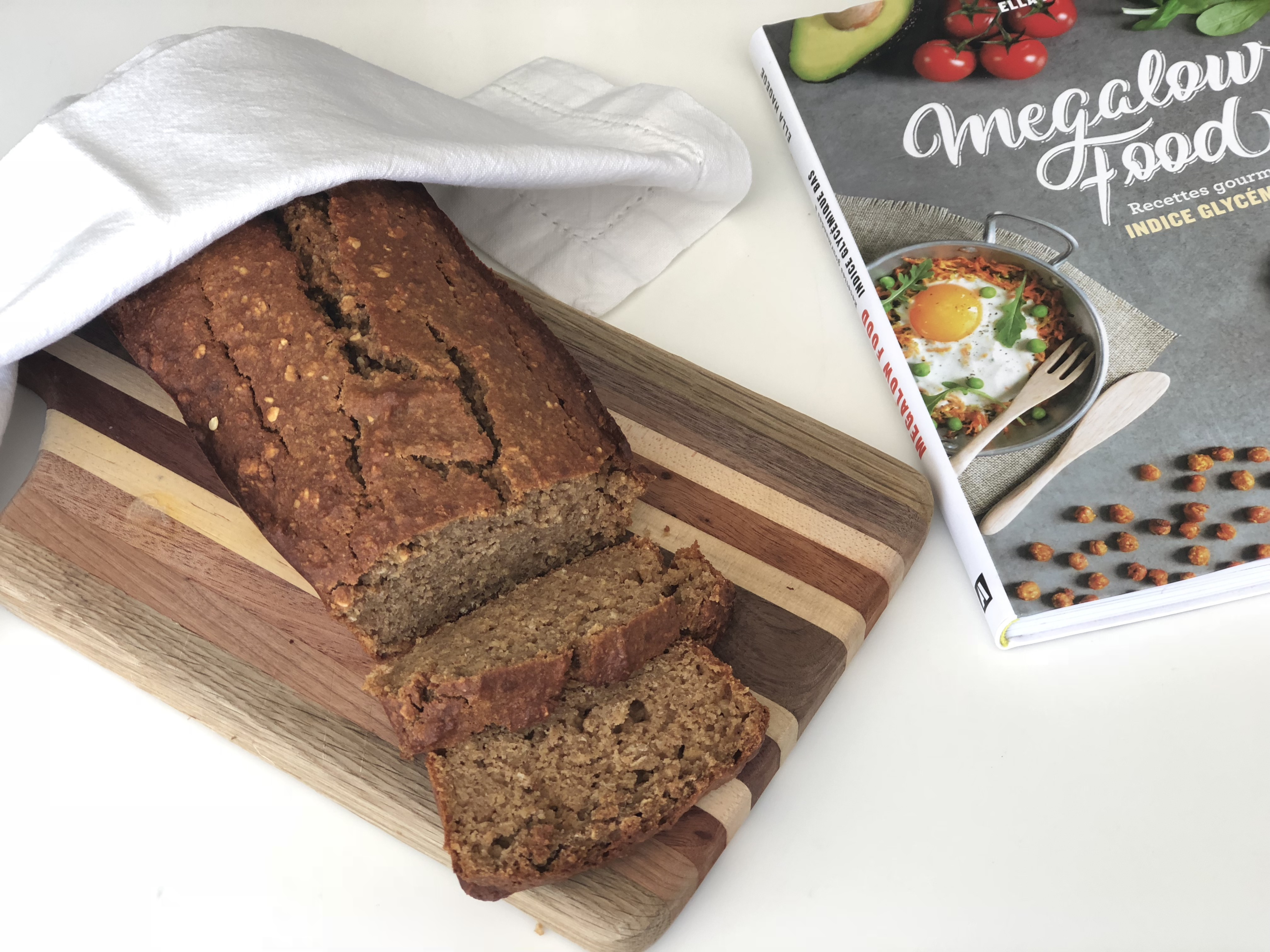 Bread Cake au seigle