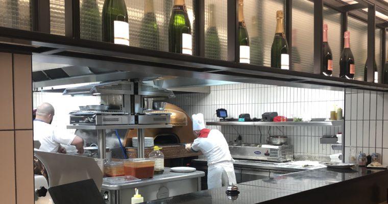 Restaurant CATERINA La grande épicerie Paris 16e