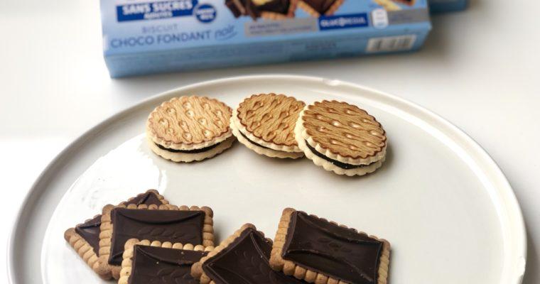 Biscuits Gerblé sans sucre