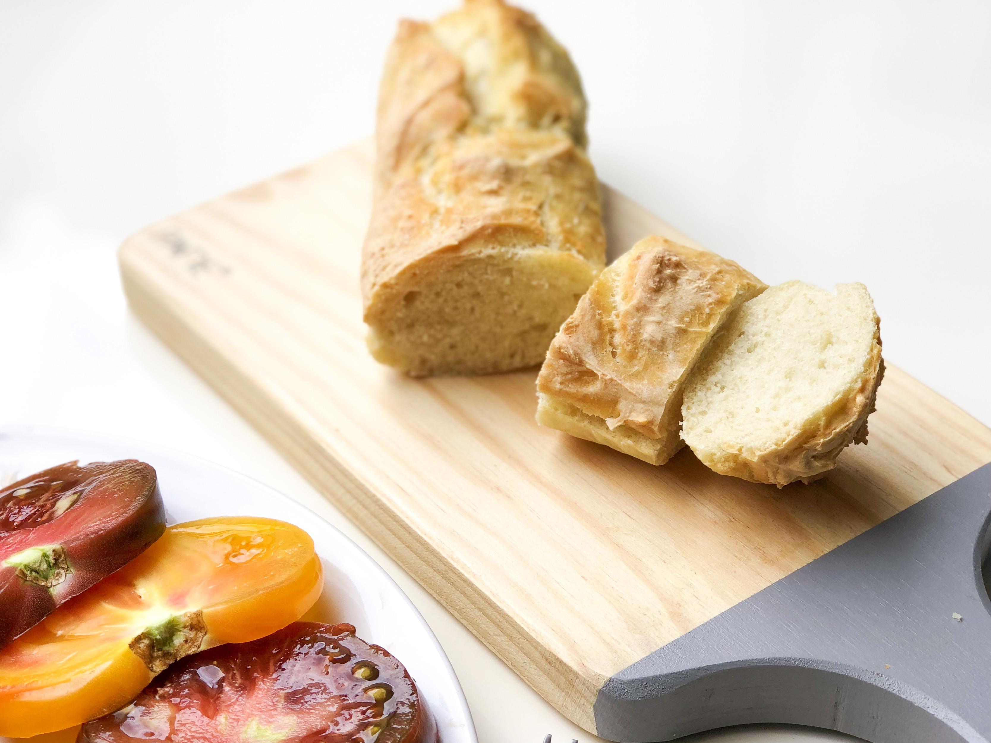 Baguettes de pain maison